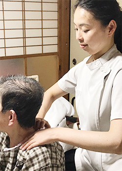 訪問鍼灸サービス